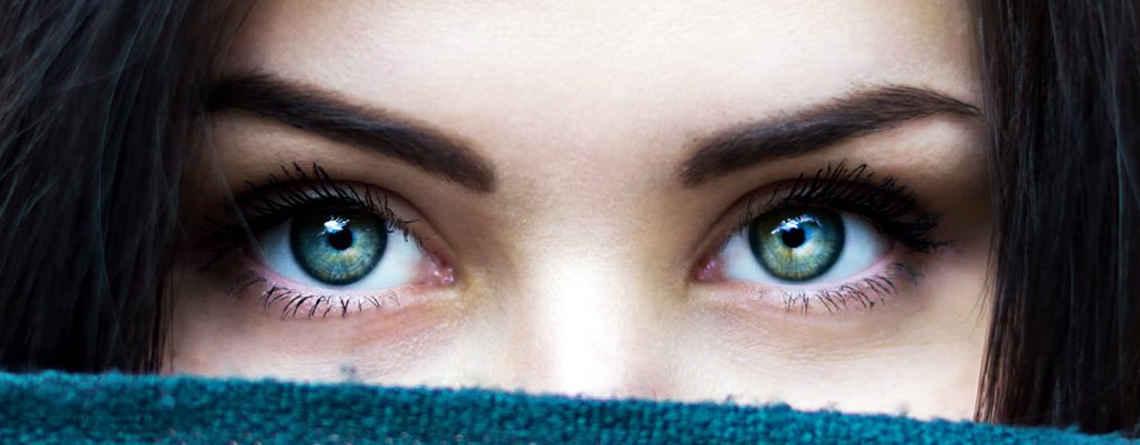 تصویر از علت سیاهی دور چشم و چگونگی درمان موثر