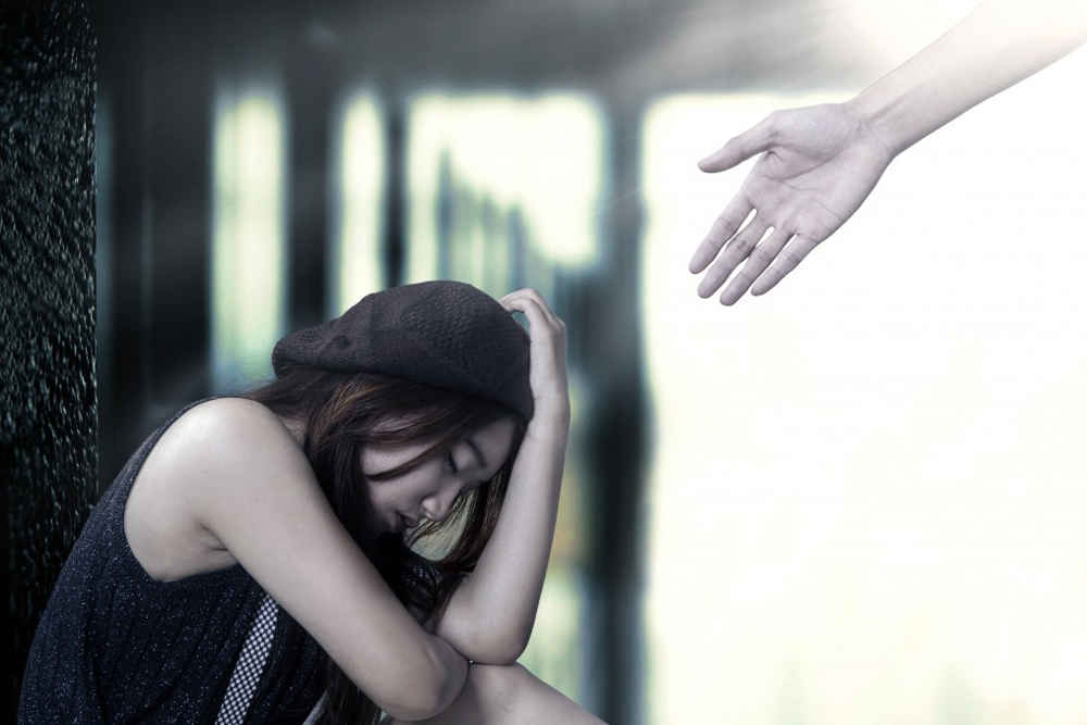 تصویر از علائم افسردگی و راهکار رفع افسردگی