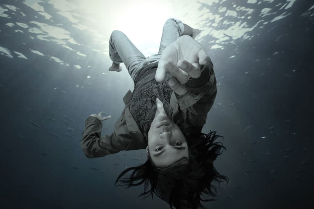 کابوس غرق شدن در آب