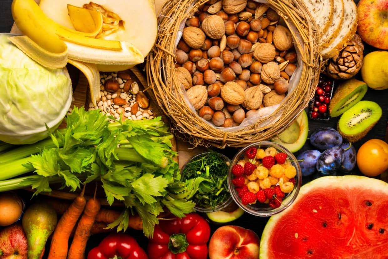 تصویر از غذاهای پر فیبر را بشناسید