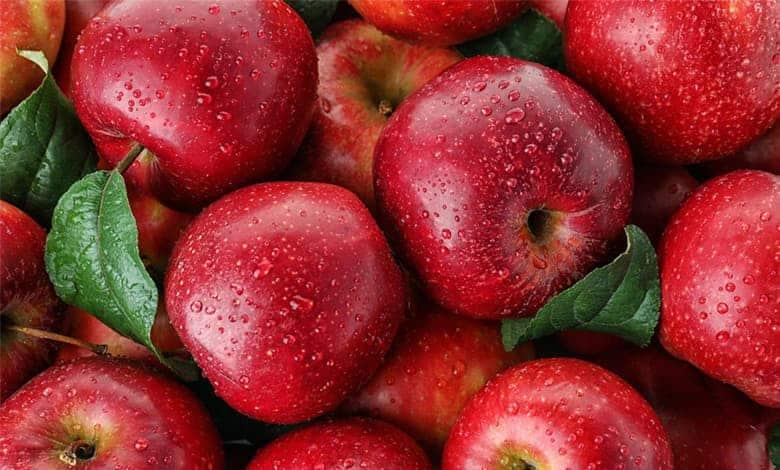 سیب قرمز